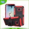 Caixa do telefone para a armadura de borracha áspera híbrida PC+TPU duro de Microsoft Lumia 950 XL N950 XL 950XL Kickstand com casos da tampa da função do carrinho