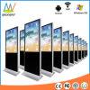 Pantalla de visualización androide del anuncio de WiFi LCD de la red del quiosco 3G 4G del soporte del suelo
