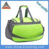 Bolso de empaquetado verde de la gimnasia de los deportes de la manera de encargo