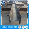 Viga de acero prefabricada de la columna Q235 H del acero estructural para la construcción