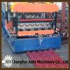 Materielle Dach-Fliese-Metalldach-Stahlrolle, die Maschine bildet