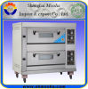 Backen-Ofen-Gas, doppelter Plattform-Gas-Ofen