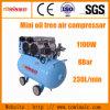 Ölfreier Luftverdichter Tw5502 des zahnmedizinischen Geräten-2016