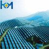 verre solaire gâché par transmittance élevée de 3.2mm avec le gain de puissance élevée