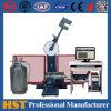 Commande du calculateur (instrumenté oscilloscope) Test d'impact de la machine