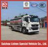 HOWO 4X2 15000L caminhão tanque de combustível para a gasolina