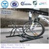 黒色火薬のコートの自転車ラックバイクラック