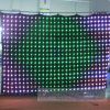 DEL polychrome Curtain avec Video