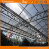 Glass Facade를 가진 폴리탄산염 Board Greenhouse
