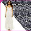 Ladies Dress와 Garments를 위한 유행 Elastic Lace Fabric