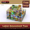 TUV Belle souple de bande dessinée Aire de jeux couverte pour les enfants Playground Equipment (T1260-10)