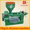 Pequeño Peanut Oil Machine con 1 Ton/D Capacity para Home Use (YZYX70)