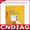 De super Software van de Versie van Icom 2014-12 voor de Update van de Steun van BMW Icom/Icom A2 paste online Al SATA Latops