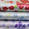 Tessuto di scintillio del PVC di modo per la carta da parati, pattini, borse, tappezzeria, Artware