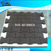 Высокое качество цветной печати с помощью резинового коврика блокировки
