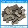 Segmento del diamante per la saldatura del disco di taglio del marmo del granito
