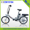 대중적인 20 Inch Lithium Battery 250W Electrical Bike