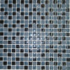 Mosaic di vetro Tiles per Wall Decoration