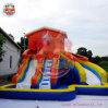 Trasparenza gonfiabile di divertimento/trasparenza gonfiabile con il ventilatore di aria