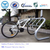 Zinc-Spraying Powder Coated 7-Bike Bike Rack