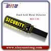 高品質の手持ち型の金属探知器Md150