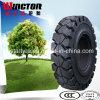 Fester Reifen, OTR Reifen, Gabelstapler-Vollreifen, Gummireifen des Gabelstapler-21*8-9