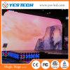 Visualización video flexible a todo color grande de P4.8mm LED