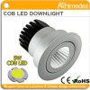 Ce LED Downlight RoHS van het aluminium 5W COB