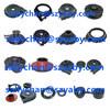 덮개 Plate Liner, Slurry Pump Parts를 위한 Rubber Impellers