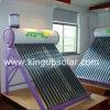 Интегративный надутый солнечный подогреватель воды (KUH58A-18)