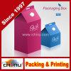 Zoll gedruckter verpackender Papierkasten (1219)