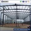 Construcción profesional del almacén de la construcción de la estructura de acero con la grúa