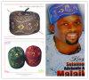 Gorra de lana bordada África musulmana