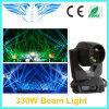 DMX512 Control Stage Lighting 330W Beam Moving Head Light