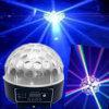 Bal van de Disco van het LEIDENE Stadium van het Kristal de Lichte Magische