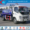 Foton 120HP 5000liter Mini Water Bowser Truck