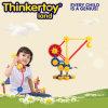 Het binnen OnderwijsStuk speelgoed van het Spel van de Kinderen van de Combinatie van het Stuk speelgoed