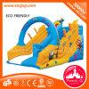 Kind-aufblasbares Schloss-Trampoline-Spiel-Bereichs-federnd Schloss im Freien