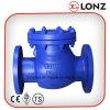 Válvula de retenção de balanço flangeada de aço inoxidável DIN Standard