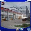 Construction préfabriquée de structure métallique de modèle neuf léger avec la grue