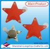 Nombre de la insignia roja Estrellas de desplazamiento LED
