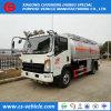 Sinotruk HOWO 4X2 10m3 d'huile Tank Truck 10cbm camion du réservoir de carburant