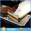 Горячая крышка сотового телефона высокого качества сбывания в случай зеркала iPhone 6 Electroplated