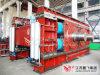 Pfg120-50 à haut rendement laitier de clinker de ciment calcaire presse rouleau