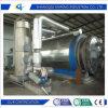 사용된 타이어 또는 플라스틱 재생 기계 폐기물 타이어 열분해 플랜트