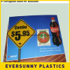 Láminas de plástico corrugado Coroplast 4X8 para publicidad