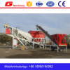 Low Cost mobile Concrete Batching plans 50m3 for halls