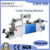 Sealing central Bag Making Machinery pour Film (GWS-300)