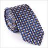 Nouveau cravate tissée de conception par polyester