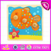 Puzzle 2015 di Popular Wooden di promozione Puzzles per Kids, puzzle Puzzle, puzzle Puzzle Game Toy W14m061 di Lovely Fish Design Wooden di DIY